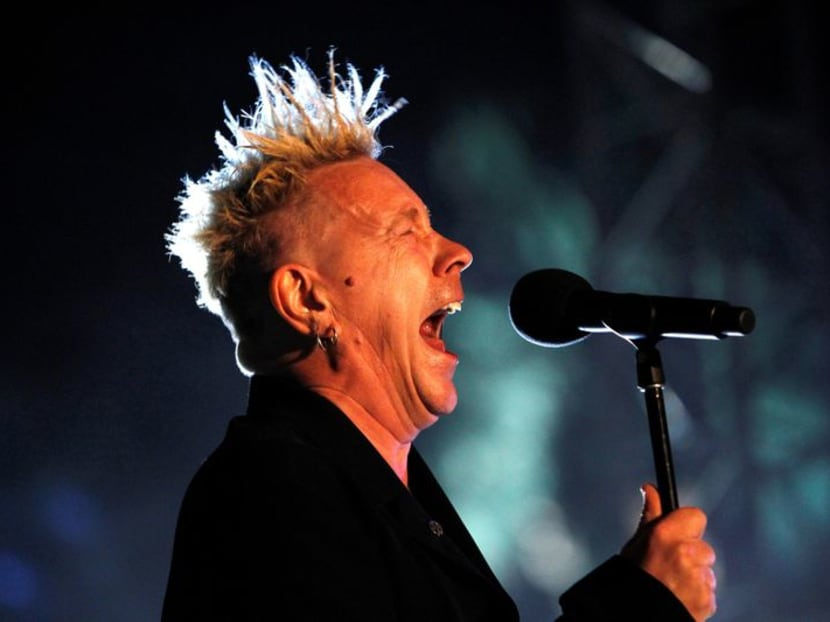 Sex Pistols' Johnny Rotten loses court battle over songs in TV show