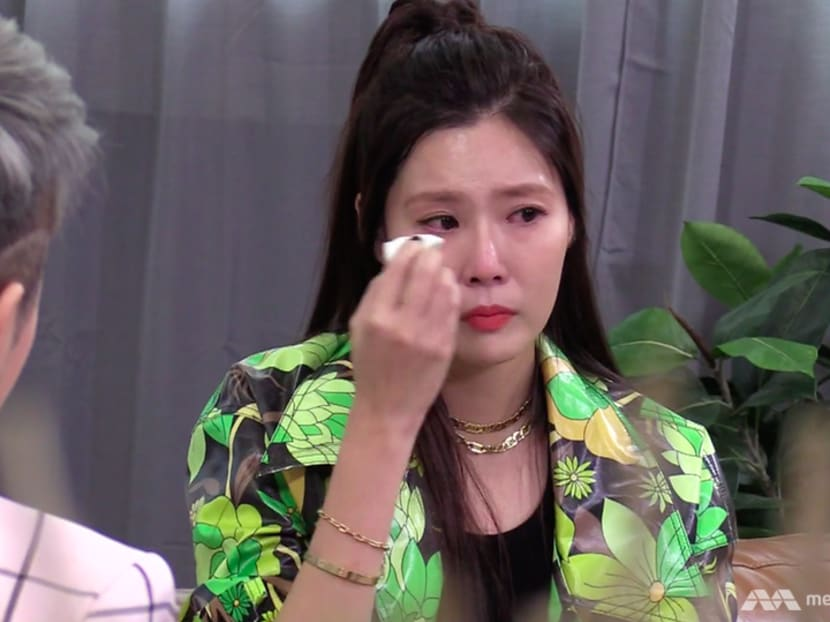 Carrie Wong finally opens up about texting scandal in meWATCH talk show