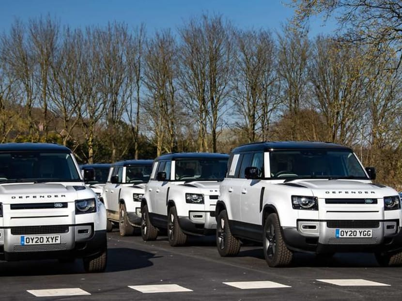 COVID-19: Jaguar Land Rover deploys 160 cars to global Red Cross Societies