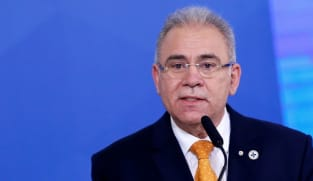 Brazil's health minister tests positive for COVID-19 in New York City