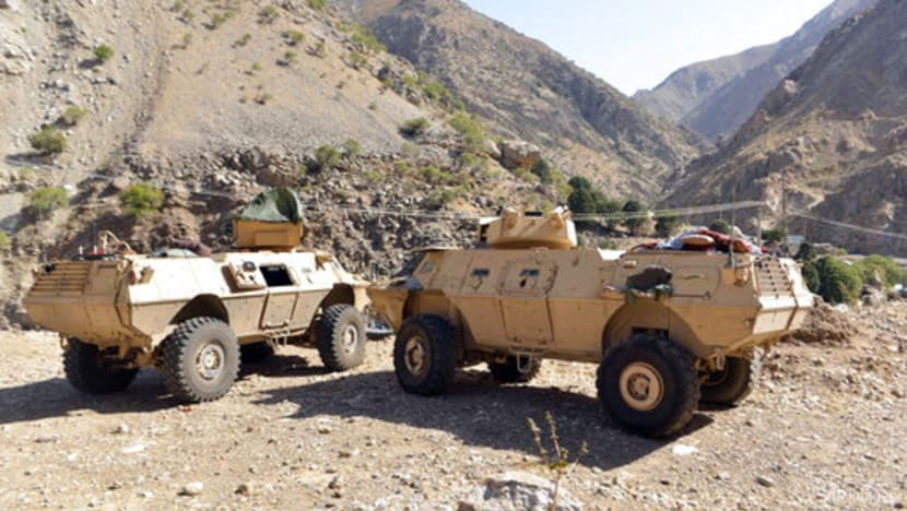 Taliban say resistance holdout Panjshir Valley 'completely captured'