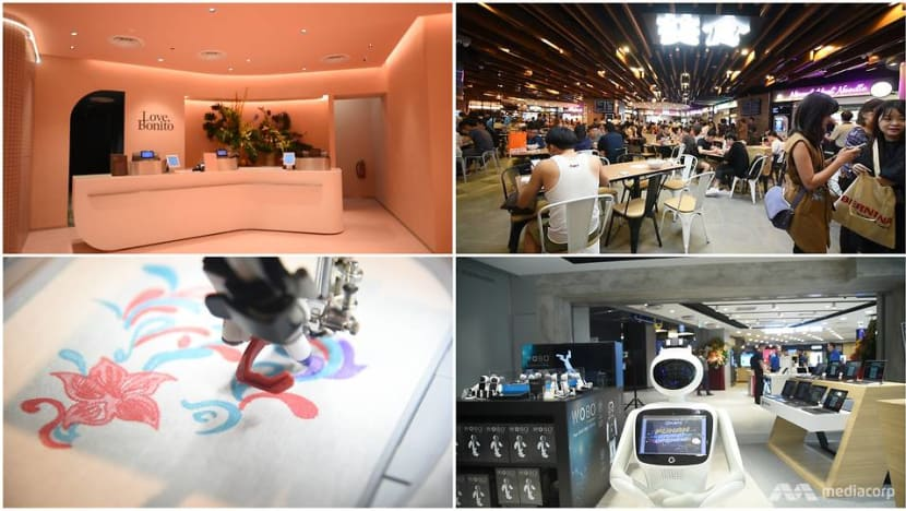 5 things to look out for at the revamped Funan Mall