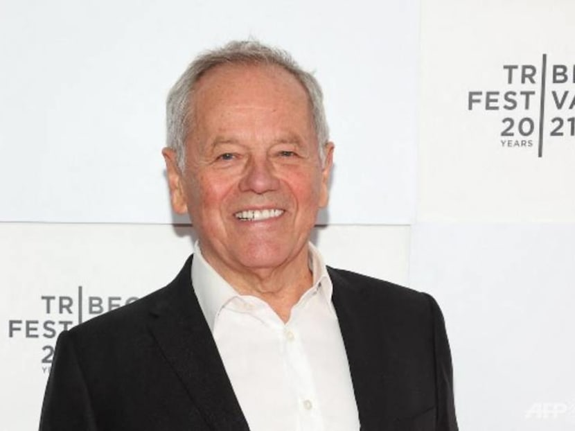 Celebrity chef Wolfgang Puck looks back on life and career in new movie