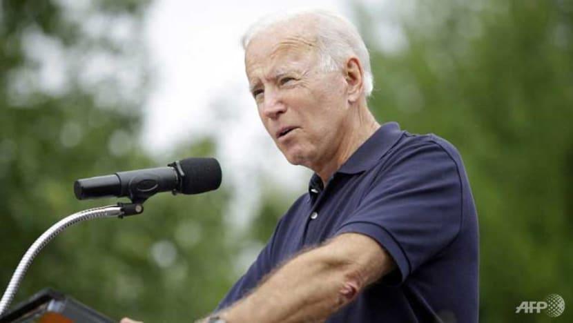 As feud heats up, Trump says Biden was subject of Ukraine call