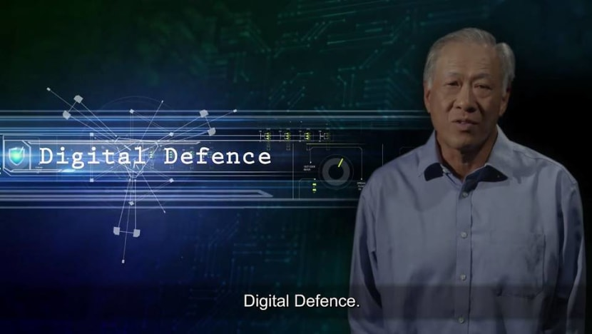 Digital Defence pillar added to Singapore's Total Defence framework to strengthen cybersecurity