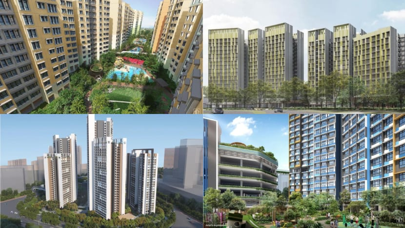 Demand for HDB flats in non-mature estates outstrips mature estates in August BTO exercise