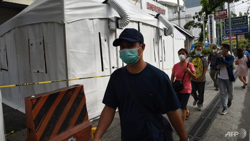 Philippines reports first Wuhan coronavirus death outside China
