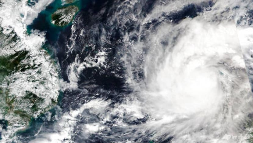 21 typhoons have hit the Philippines this year with increased intensity, foreshadowing a 'really scary' future