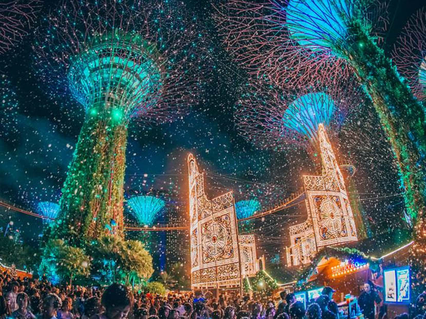 Gardens by the Bay's Christmas Wonderland returns with new parade, Santa's workshop