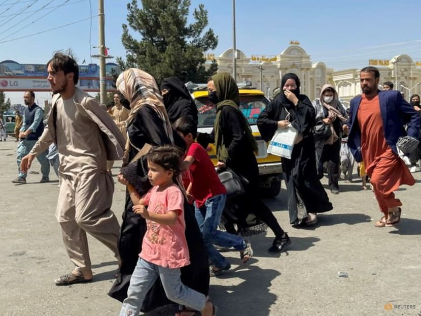 Commentary: No regrets over Afghanistan withdrawal? Biden should have plenty