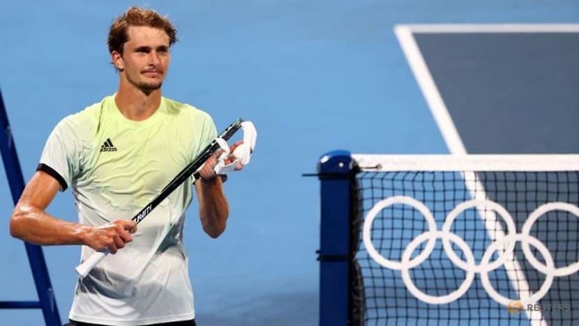 Tennis: Zverev hopes his best will be enough to down Djokovic in semis