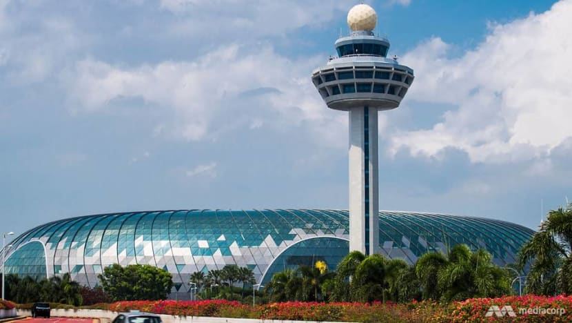 Travellers allowed to transit through Changi Airport from Jun 2