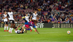 Ansu Fati stars on first start in almost a year as Barca beat Valencia
