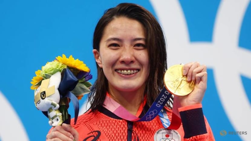 Swimming: Japan's Ohashi ends winning streak of Hungary's 'Iron Lady' with medley gold