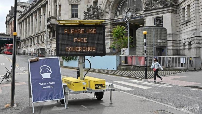 Johnson locks down England as UK COVID-19 cases pass 1 million