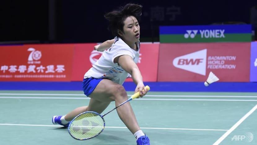 Badminton: Korean teenager beaten as holders crash out of Sudirman Cup