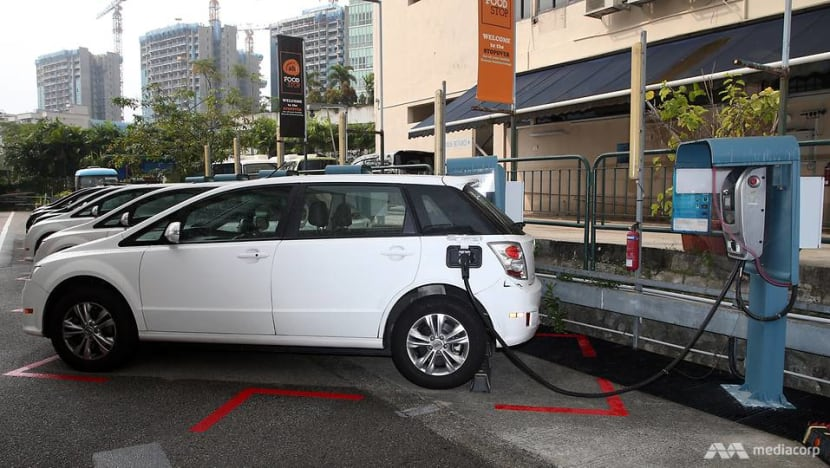 Number of electric vehicle registrations rise in first half of 2021