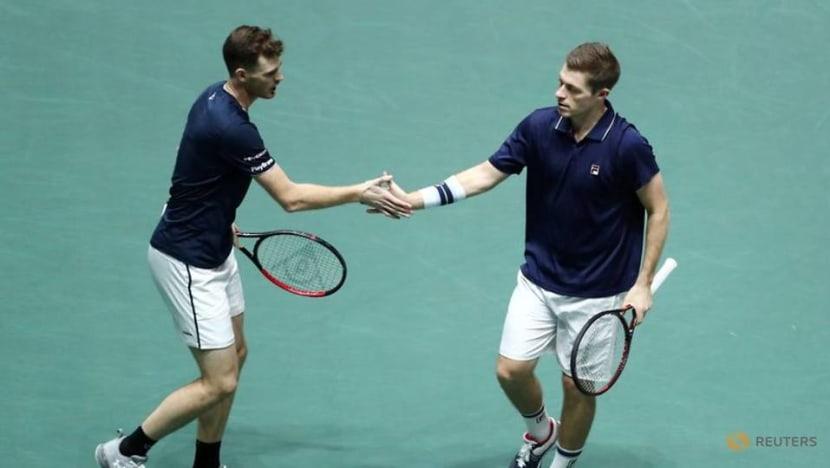 Tennis: Jamie Murray to partner Skupski for Team GB at Tokyo Olympics