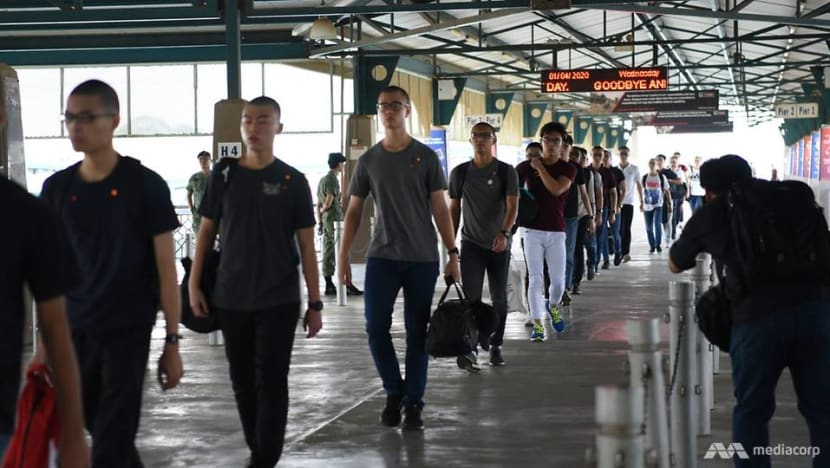SAF, SPF and SCDF to resume basic training with COVID-19 preventive measures from May 26