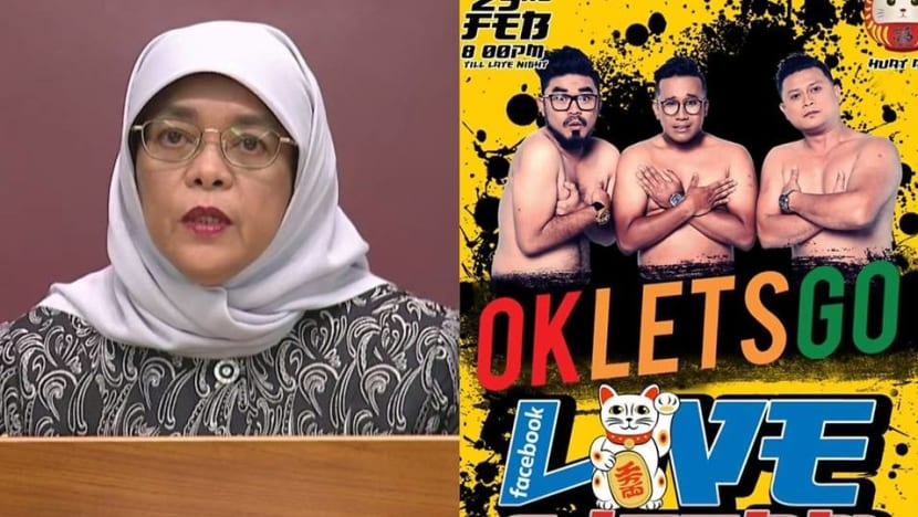 OKLETSGO podcast should apologise for misogynistic remarks about women: President Halimah Yacob