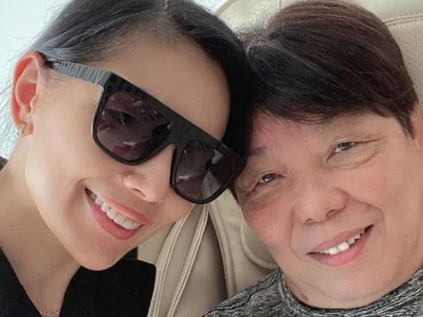 'The greatest love of all': Sharon Au shares sweet note to mum after being reunited
