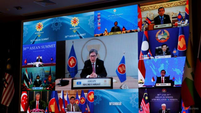 Myanmar a no-show at summit after ASEAN sidelines junta boss