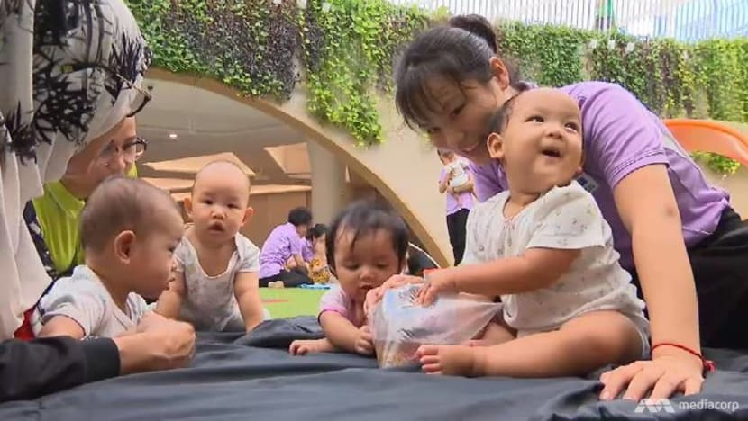 Singapore's largest pre-school for 1,000 children officially opens in Punggol North