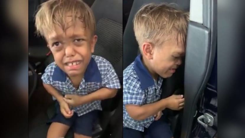 International outpouring of support after video of bullied Australian child goes viral