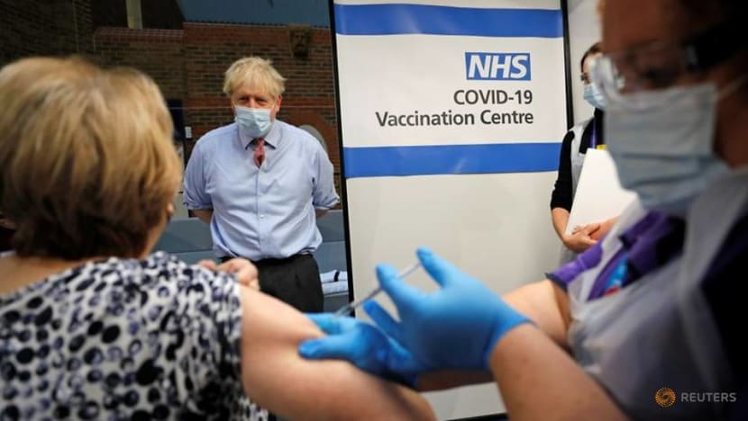Commentary: UK's surprisingly speedy COVID-19 vaccine rollout a gamechanger