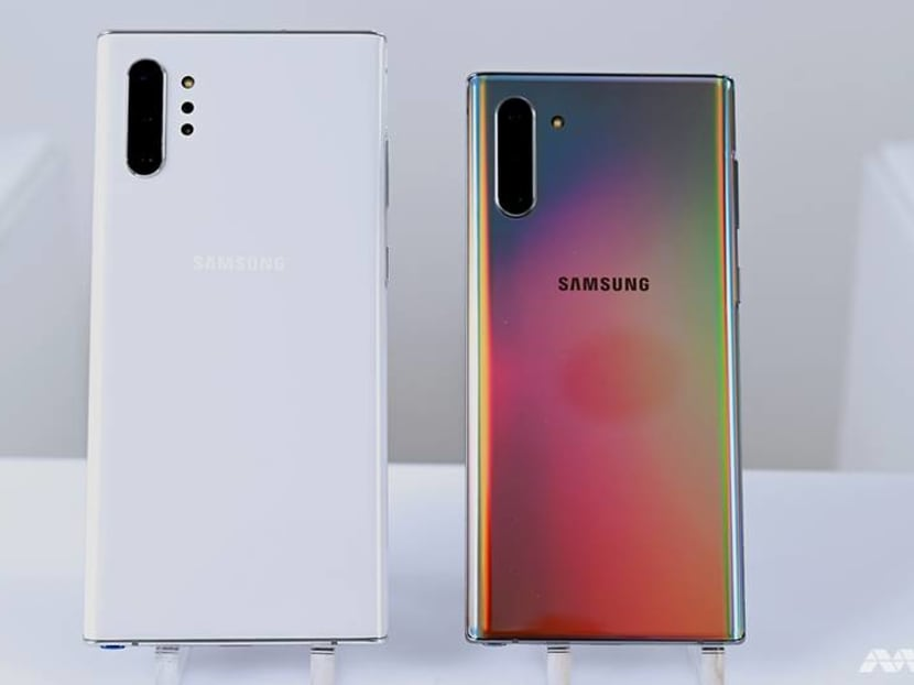 Samsung unveils new Galaxy Note 10 and Note 10+ phones; does away with the headphone jack