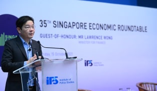 Singapore studying how to expand wealth tax system as it relooks fiscal strategies: Lawrence Wong
