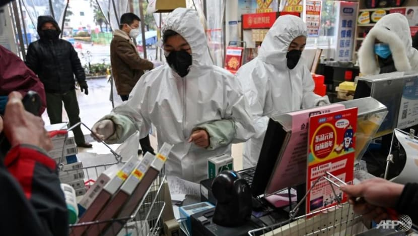 Person infected with Wuhan virus passes it on to 2-3 people on average: Studies