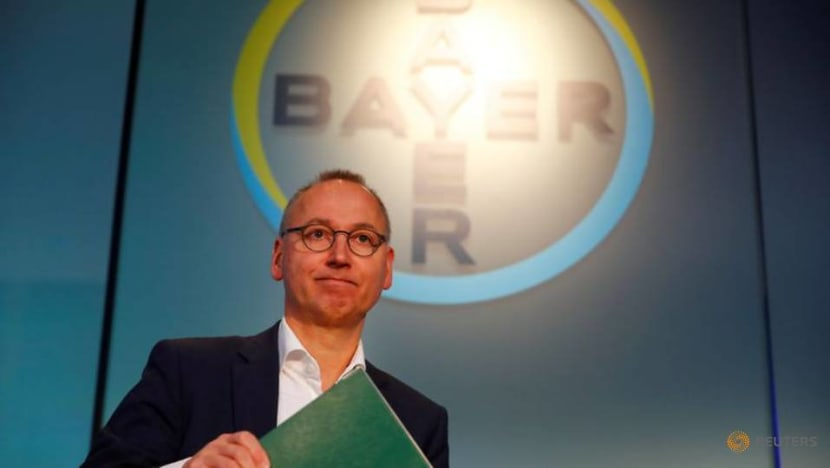 Bayer executives buy 2.9 million euro in battered stock after writedowns