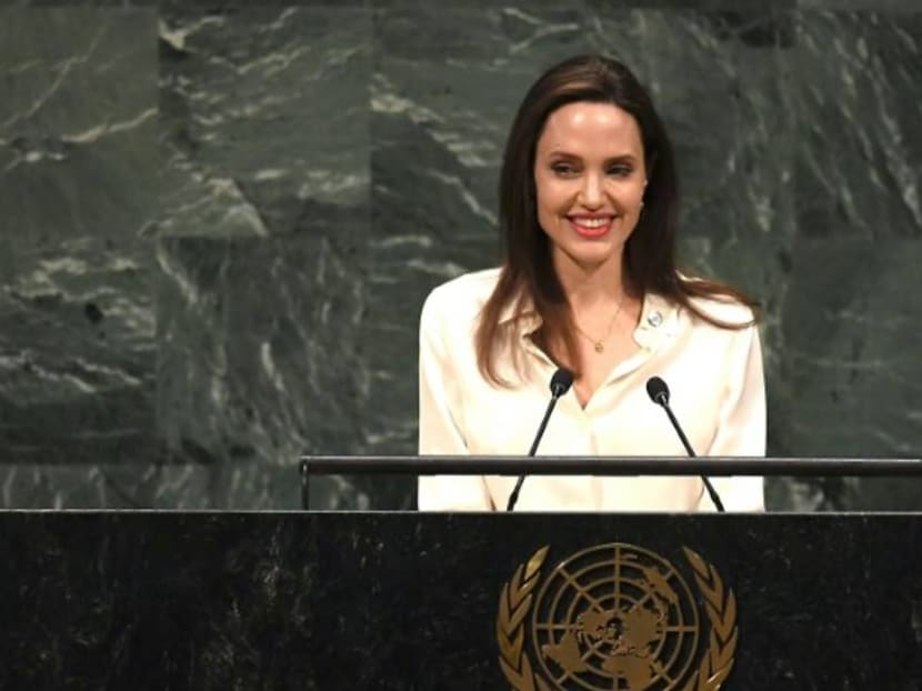 Angelina Jolie implores UN to consider inequality and 'perspective of women'