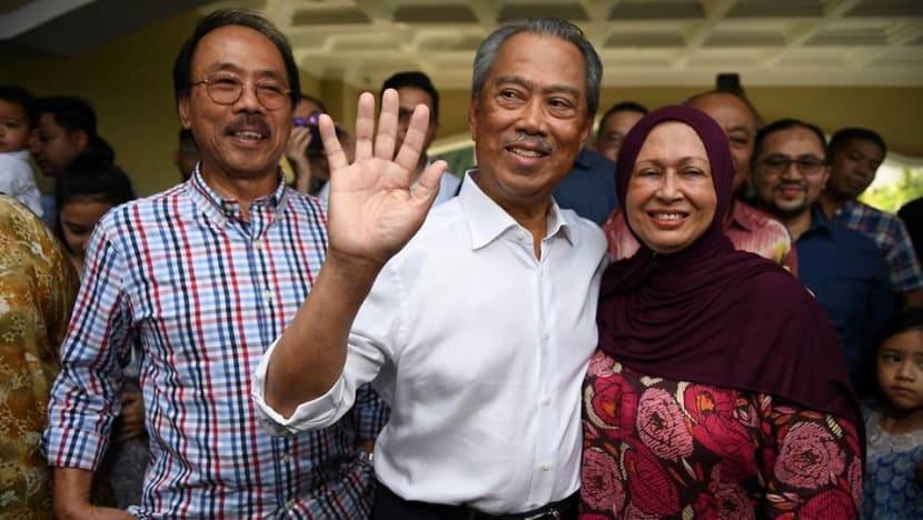 Muhyiddin Yassin is Malaysia's next prime minister: Palace statement