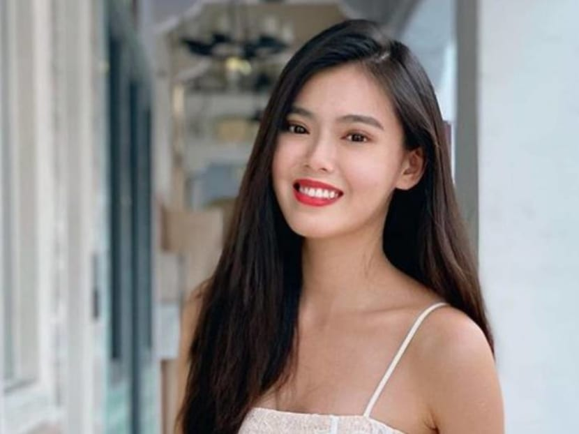 Kimberly Chia's angry neighbour calls her out for dumping rubbish at common space