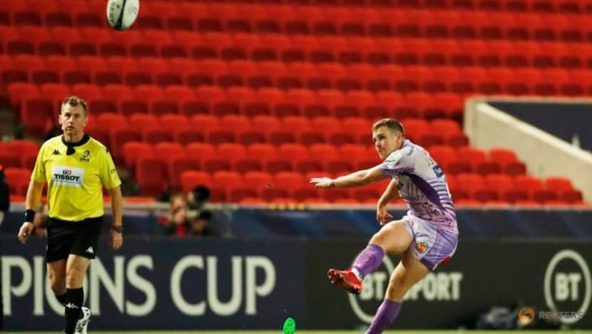 Exeter rule Europe after beating Racing in Champions Cup classic