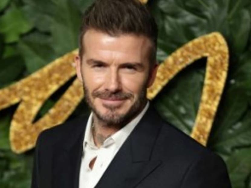 David Beckham in talks with Netflix and BBC to land cookery show