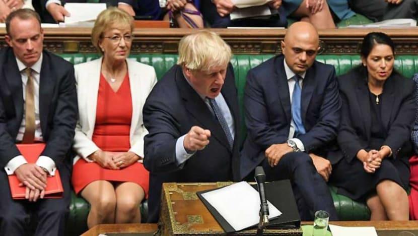 British PM Johnson loses fresh parliamentary vote as tensions rise