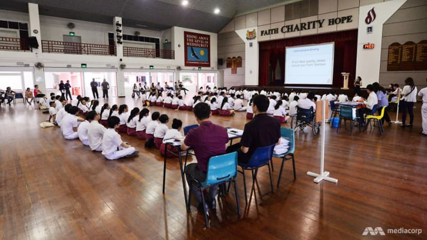 N-Level results: 77% of students make it to Sec 5, pass rates remain the same