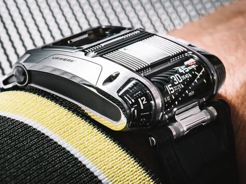 Why watch enthusiasts should collect independent brands, according to Urwerk