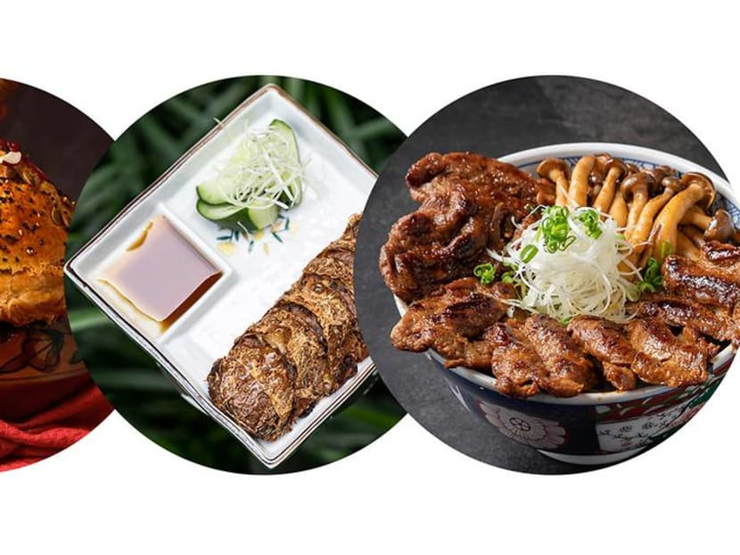 Jackfruit 'ngoh hiang' and soy 'kalbi': Singapore restaurants serving alternative meats