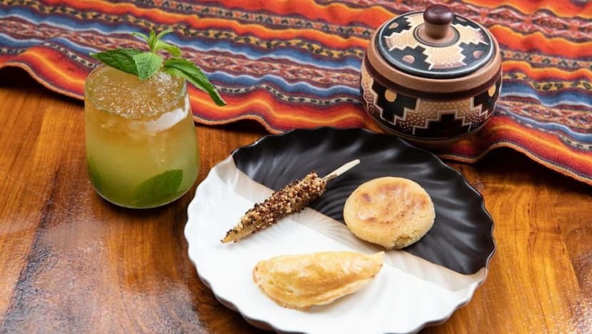 Michelin Guide Singapore launches new travel-themed gastrobar pop-up series
