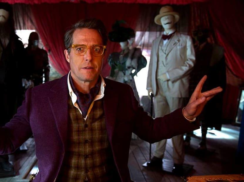 Hugh Grant responds to 4-year-old fan battling cancer as Paddington 2 villain
