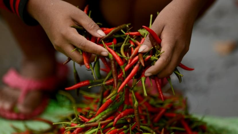 Maid jailed for stuffing chilli padi into girl's mouth, hitting her