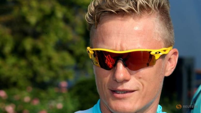 Cycling-Vinokourov steps down as Astana team manager before Tour de France