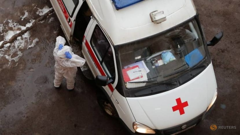 Russia to vaccinate armed forces against COVID-19 as new cases hit daily record