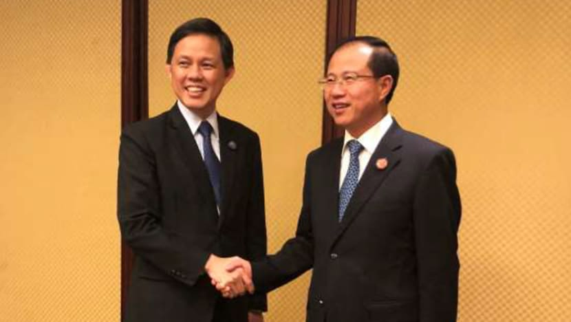 Singapore, China conclude talks to upgrade free trade agreement