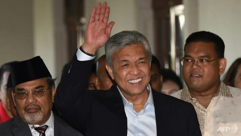 Najib's former deputy hit with new graft charges over visa system and centre in China
