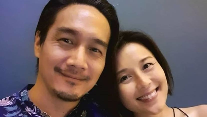 Priscelia Chan's message to husband: 'Thank you for loving me in sickness and in health'